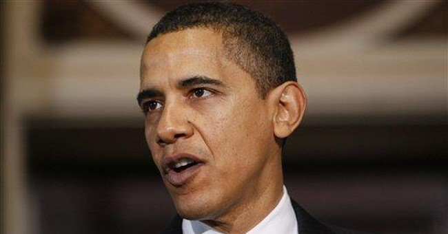 Obama Gambles Boldly ... But Will Likely Lose