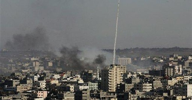 Eyeless in Gaza, or: Waiting for the Smoke to Clear