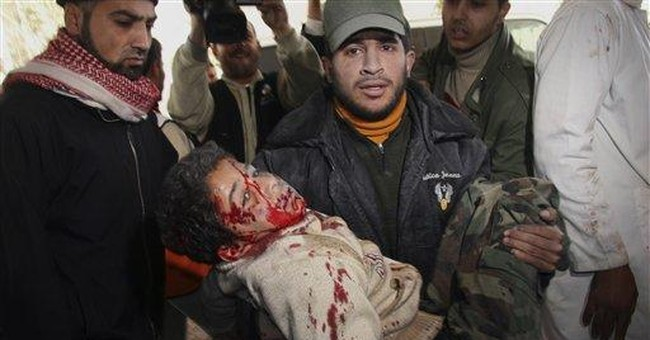 Gaza: The Dove's War