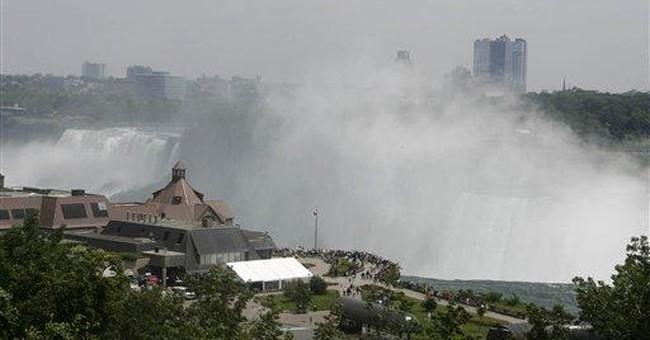 Japanese woman swept over Niagara Falls in Canada