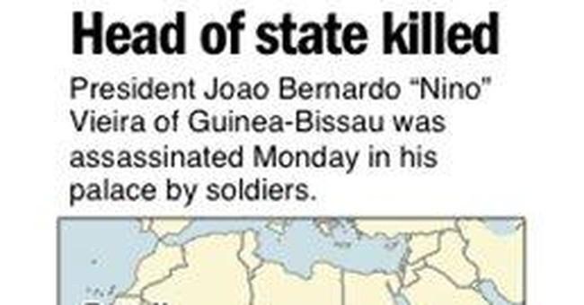 Guinea-Bissau politician to head transitional govt