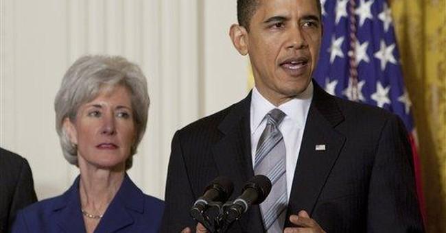 Obama's Charitable Taking