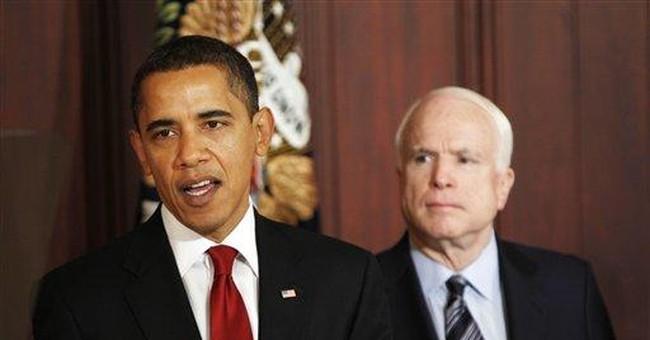 Obama's 'Big Bang' Agenda