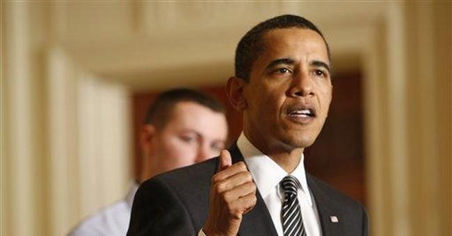 Obama's Gaffes Start to Pile Up
