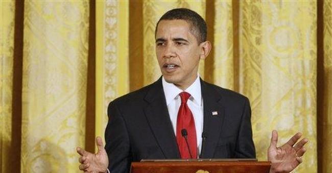 Plan Obama: Pass the Check