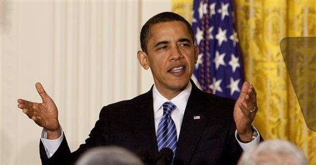 The 10 Biggest Amateur Mistakes By the Obama Administration So Far