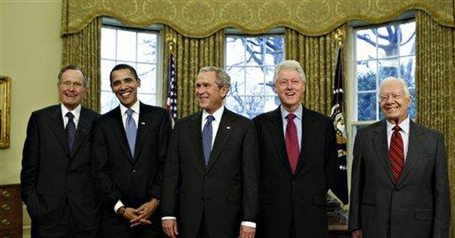 Bush in Sum: The Most Consequential President Since Reagan