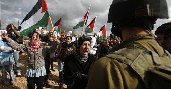 Obscuring Gaza