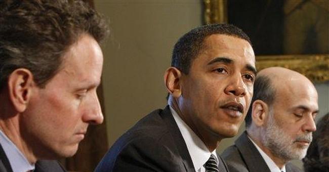 Why won't big media probe Democrats' role in economic crisis?
