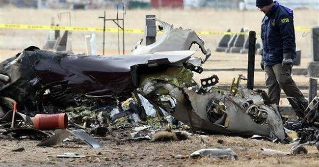 Hospital: 3rd person dies after Ohio plane crash