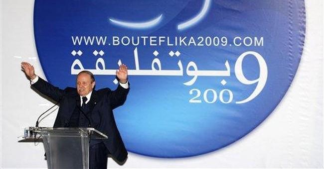 Algeria opposition front to boycott parliament