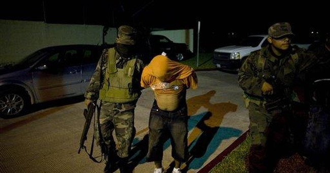 Mexico rescues 20 kidnap victims in Monterrey