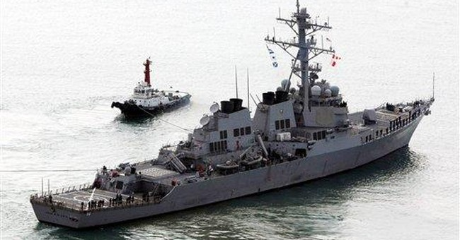 Navy launches new communications satellite
