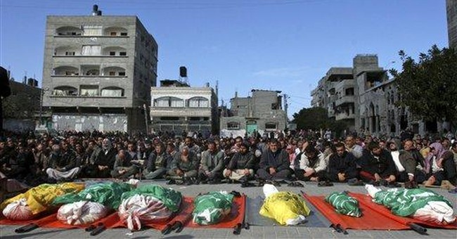 The Biggest Lies About the Israeli-Palestinian Conflict
