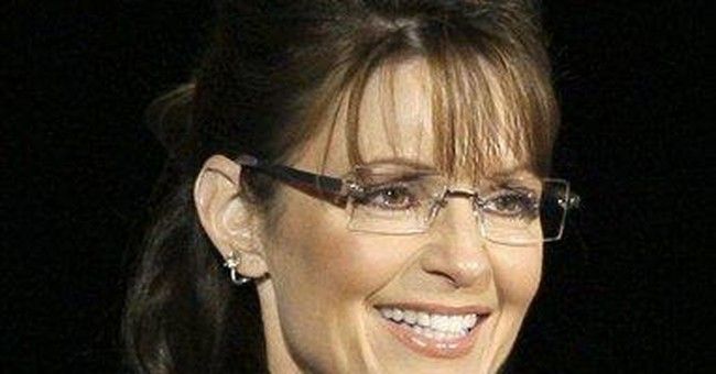 Palin Preaches Fiscal Restraint for Alaska