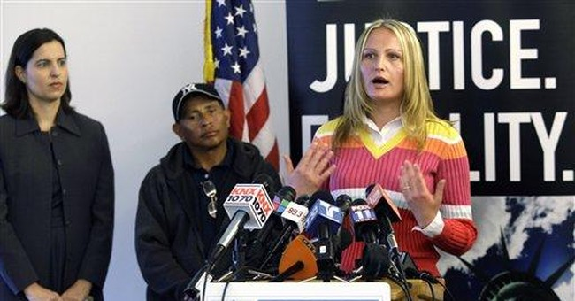 Voters Seeing Red Over ACLU Attack