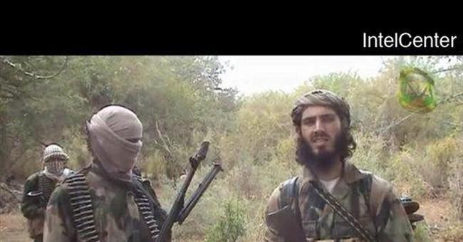 American militant in Somalia releases martyr's rap