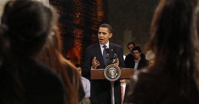 Obama's Bailout for the Despots