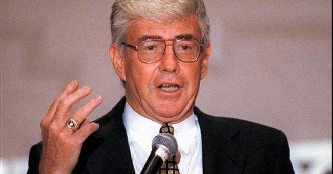 "Remembering Jack Kemp – ""Bleeding Heart Conservative"""