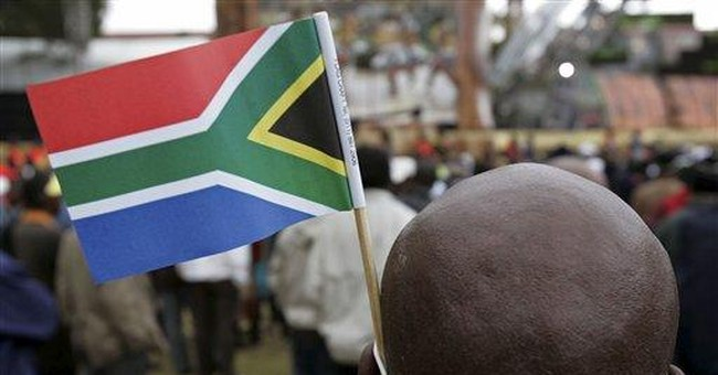 America's Radical, Foreign-Policy Alinskyites Destroyed South Africa