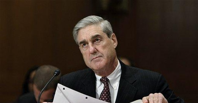 Mueller report submitted to Justice Department