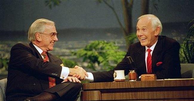 Ed McMahon, Richard Nixon, Late Night Shows, Civility, and the Presidency