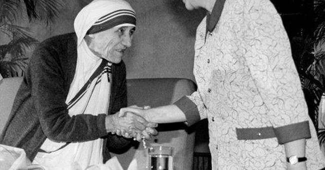 Everything I Know About Good Economic Policy I Learned From Mother Teresa