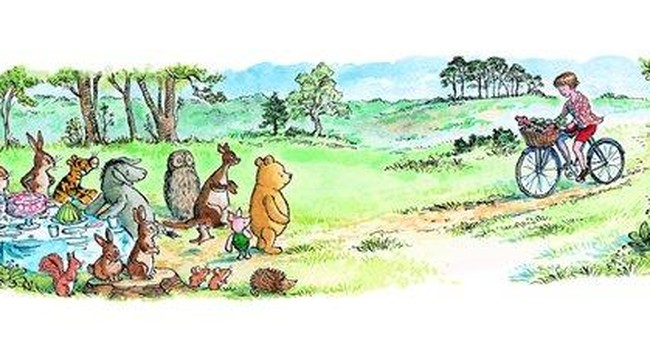 China Censors Winnie the Pooh Because of Comparisons to President Xi Jinping