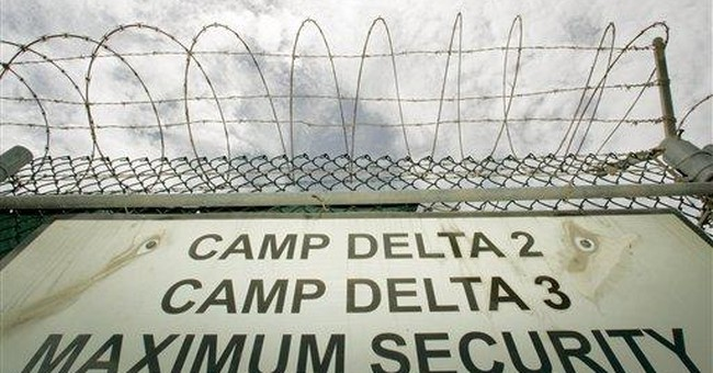 Obama's Anti-Terror Strategy: Release Gitmo Detainees