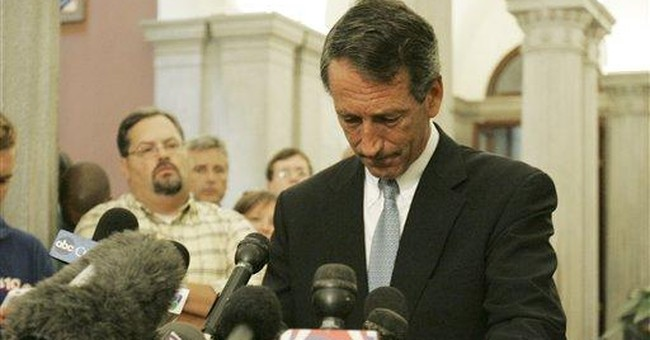Happy Trails! Mark Sanford Suspends Presidential Campaign