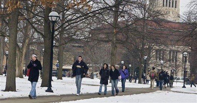 Michigan Students Object to Campus Free Speech Bill