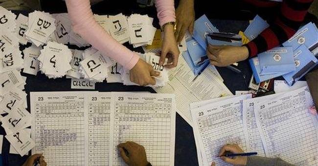 Israel's Electoral Process – A Cross Between Divorce Court and Survivor (Part 3)