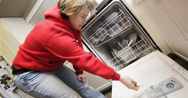 Obama's War on Dishwashers