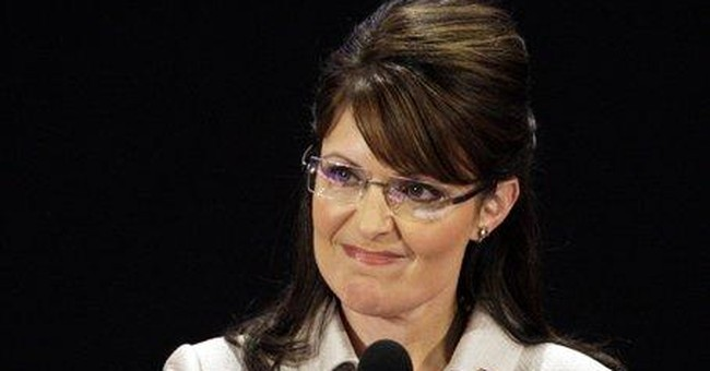 God to Palin: 'You Go, Girl'