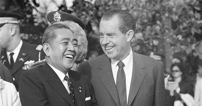 Anyone Can Be a Nixon