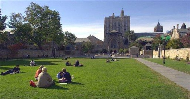 Eros and Civilization at Yale