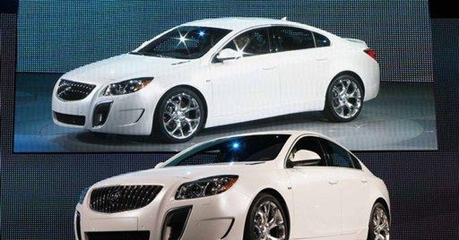 By the numbers: 2012 Buick Regal GS