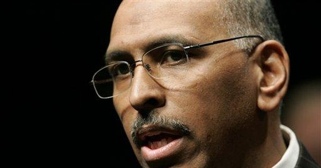 RNC Chairman: Obama and I Are in the Same Racial Boat