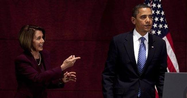 Obama Rewards Losers, Punishes Winners