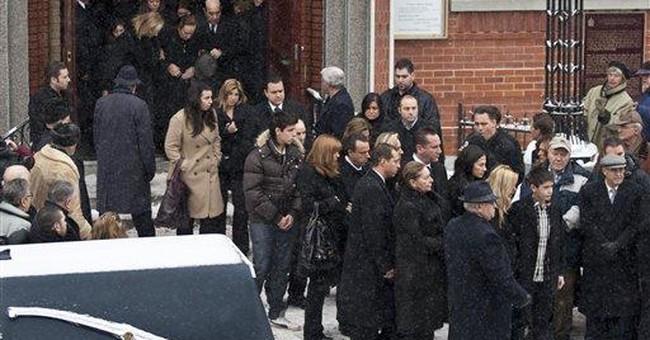 1 dead in shooting at Calif. Hells Angels funeral