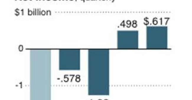 Summary Box: Morgan Stanley posts 3Q loss