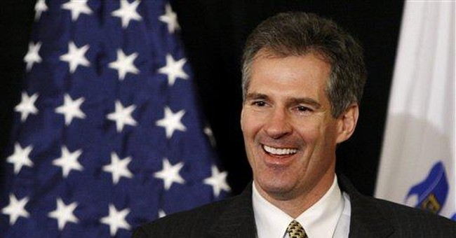 Scott Brown and the Return of the Reagan Democrats
