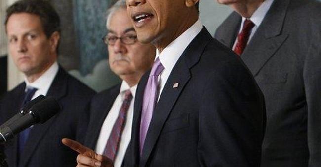The Perils of Presidential Failure