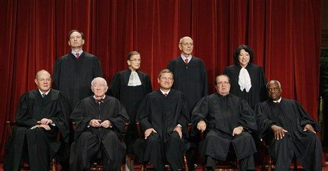 Supreme Court Vs. Obama Round 2