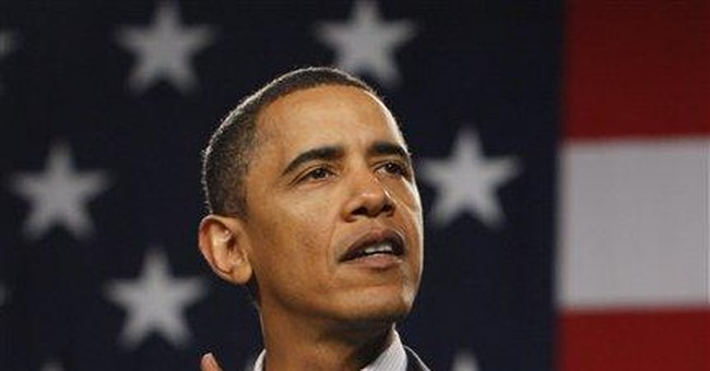 Obama: The Era of Big Government is... Eternal