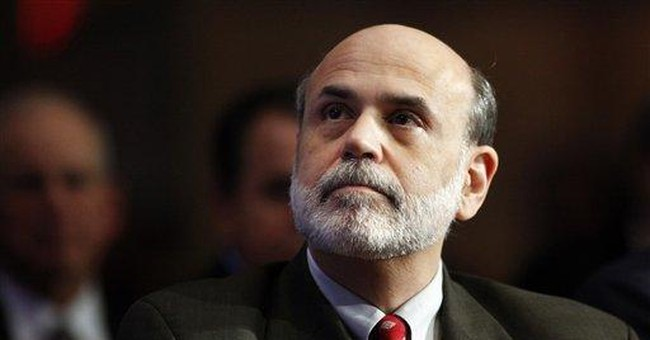 Saving Professor Bernanke