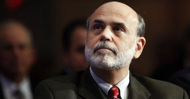 Saving Professor Bernanke