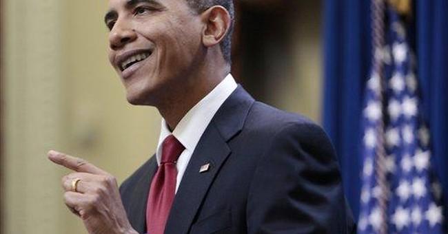 President Obama's Lexicon of Rhetorical Devices