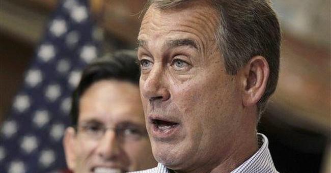 POLITICAL INSIDER: Women's group targets Boehner