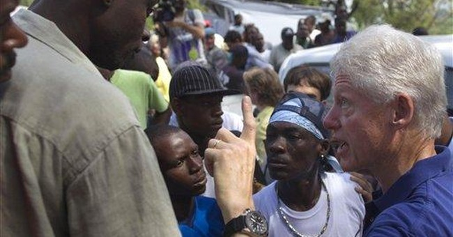 Clinton Foundation donates to Penn Haitian charity